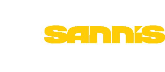 Sannis Sticky Logo Retina